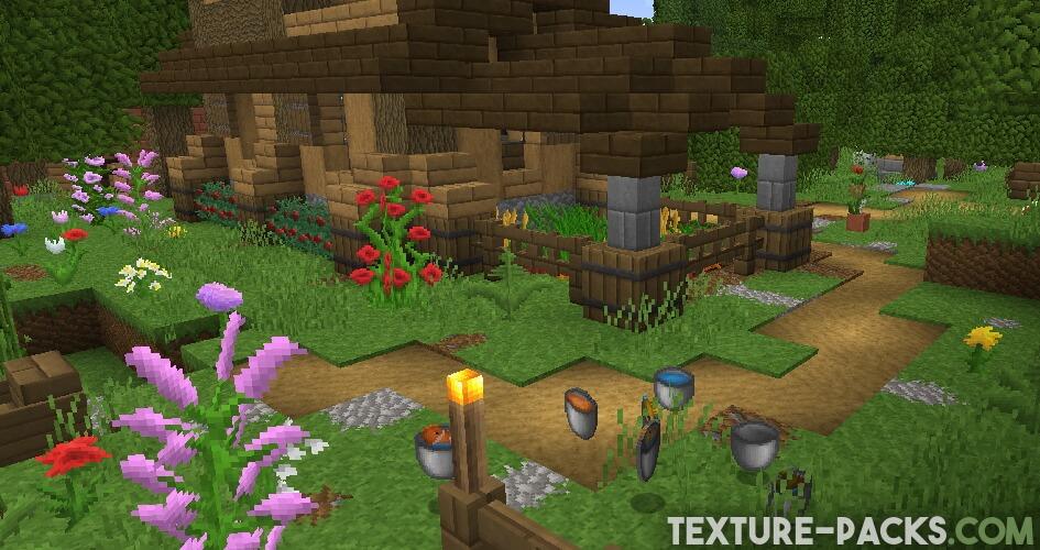 CreatorPack Texture Pack Screenshot