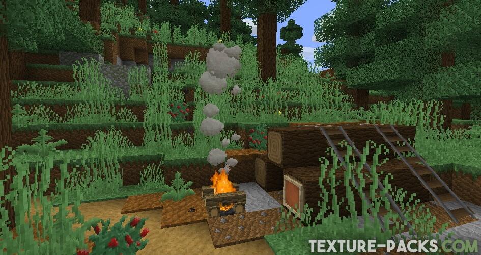 CreatorPack Texture Pack for Minecraft Screenshot