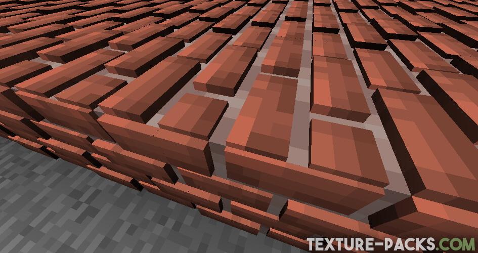 Default 3D Texture Pack Screenshot