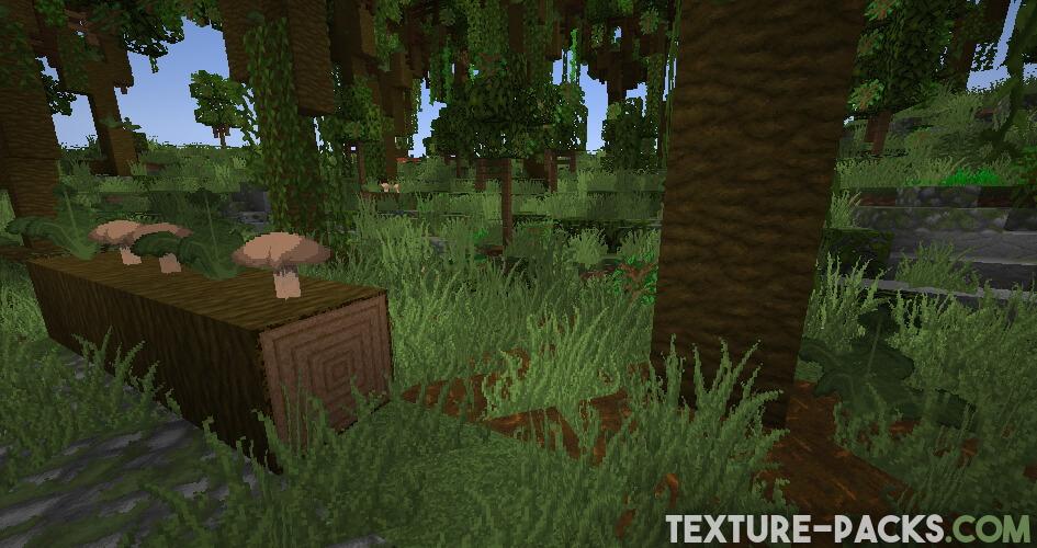 Faithful 64x64 for Minecraft