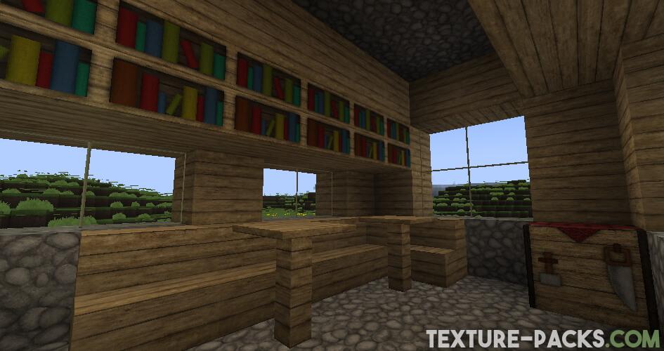 Fancy Texture Pack Screenshot