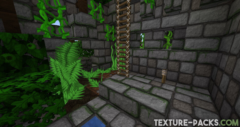 GrungeBDcraft Screenshot