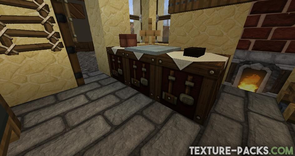 GrungeBDcraft textures for Minecraft