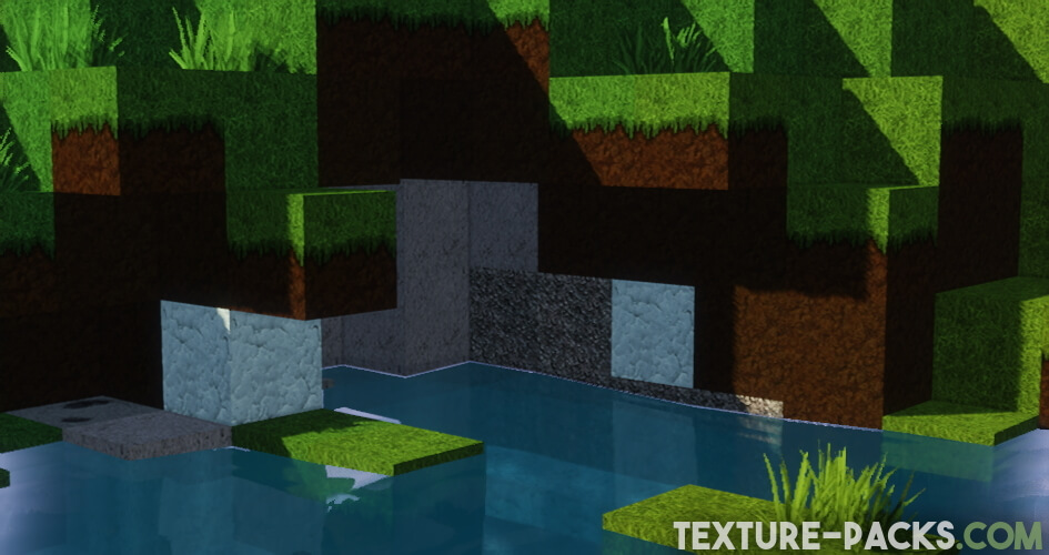Mainly Photorealism for Minecraft
