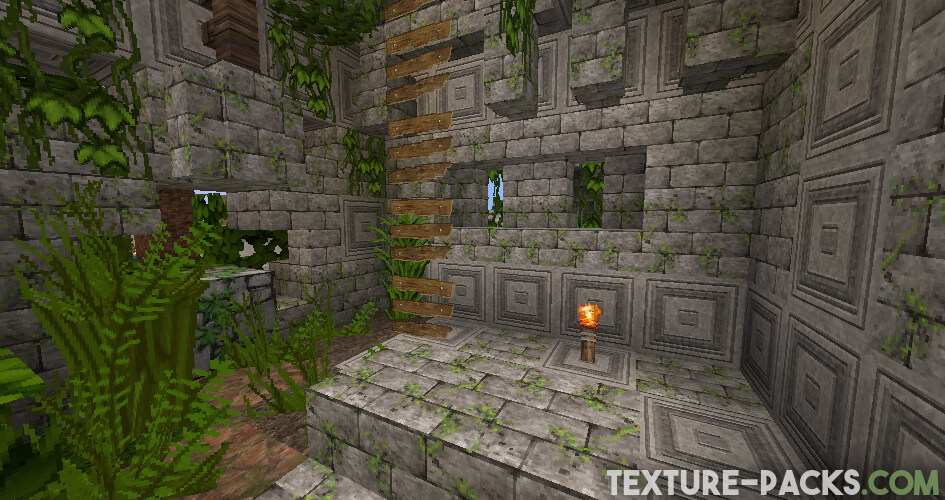 Medieval texture pack screenshot