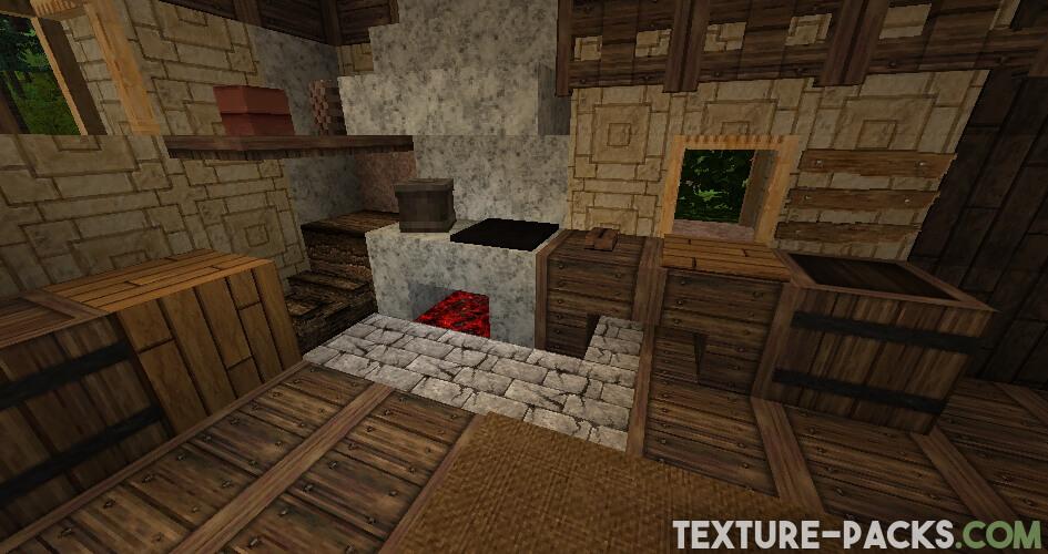 MeineKraft Texture Pack Screenshot