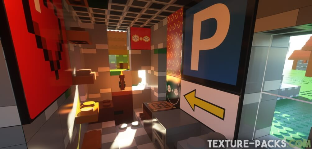 MineBricks Screenshot