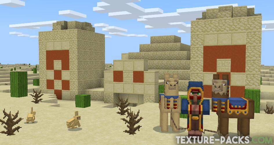 Minecraft CreatorPack Screenshot