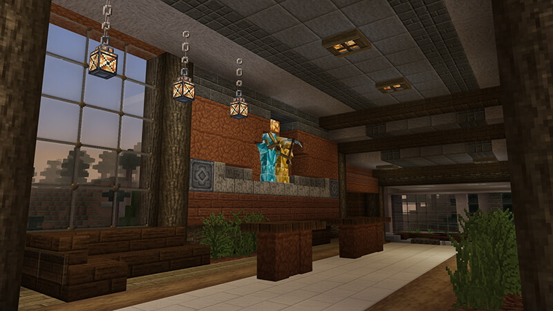 Minecraft Texture Pack with 32x resolution