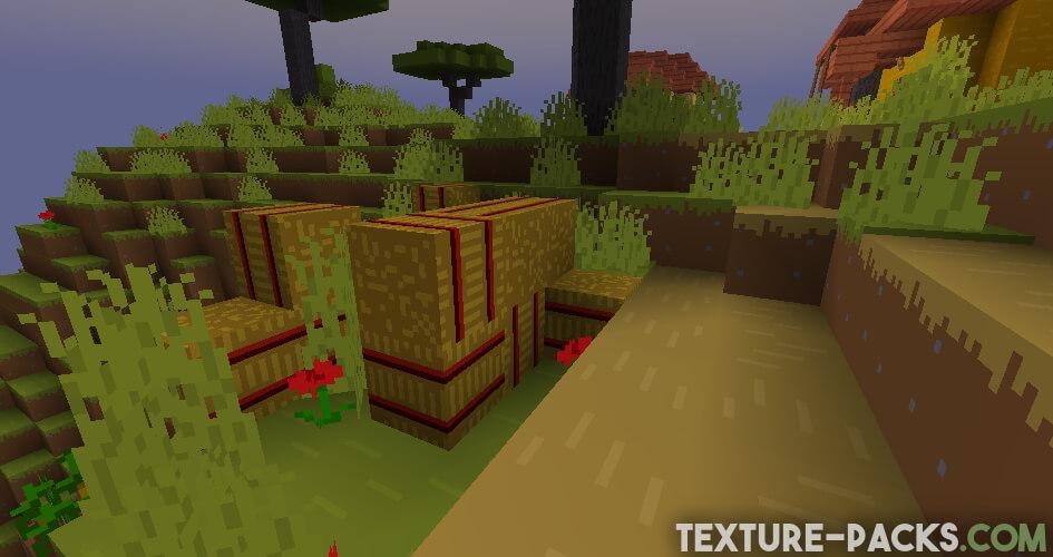 Minecraft Trailer Texture Pack