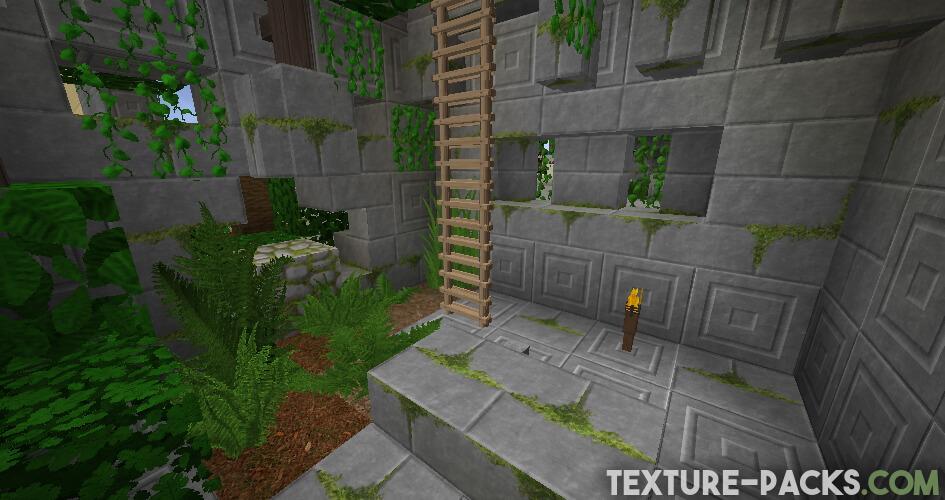 Monsterley Texture Pack Screenshot