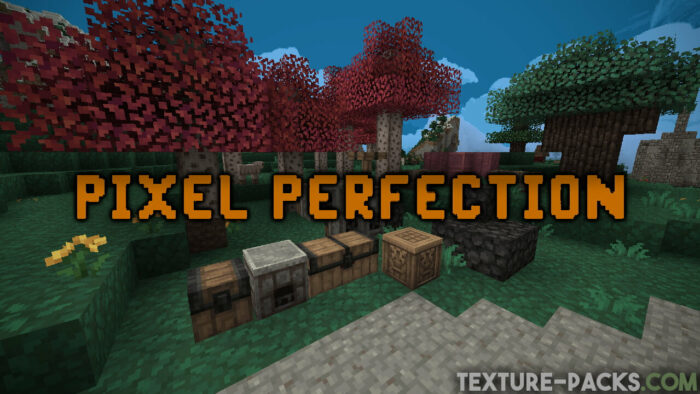 Pixel Perfection Texture Pack
