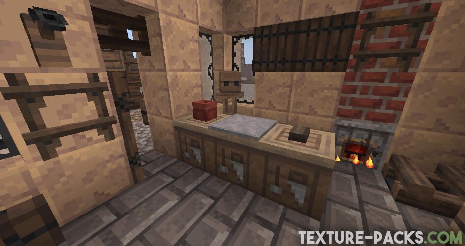 Pixel Perfection Texture Pack Screenshot