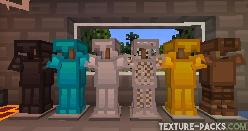 Rodrigo's Texture Pack Screenshot