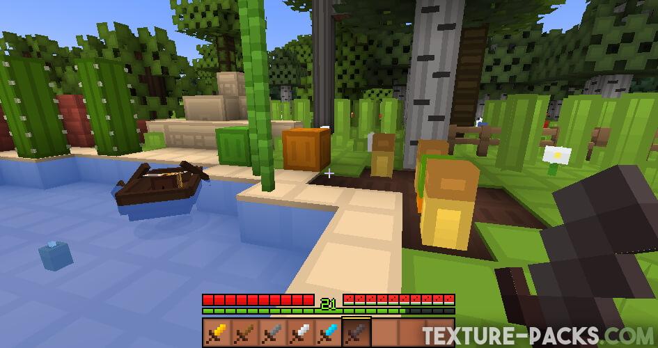 Rodrigo's Texture Pack for Minecraft