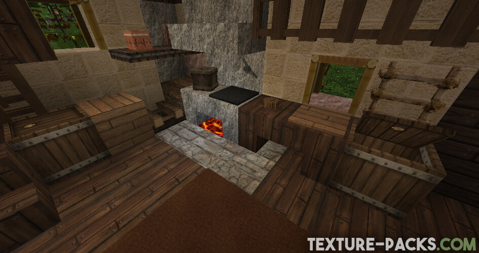 Winthor Medieval Texture Pack Screenshot