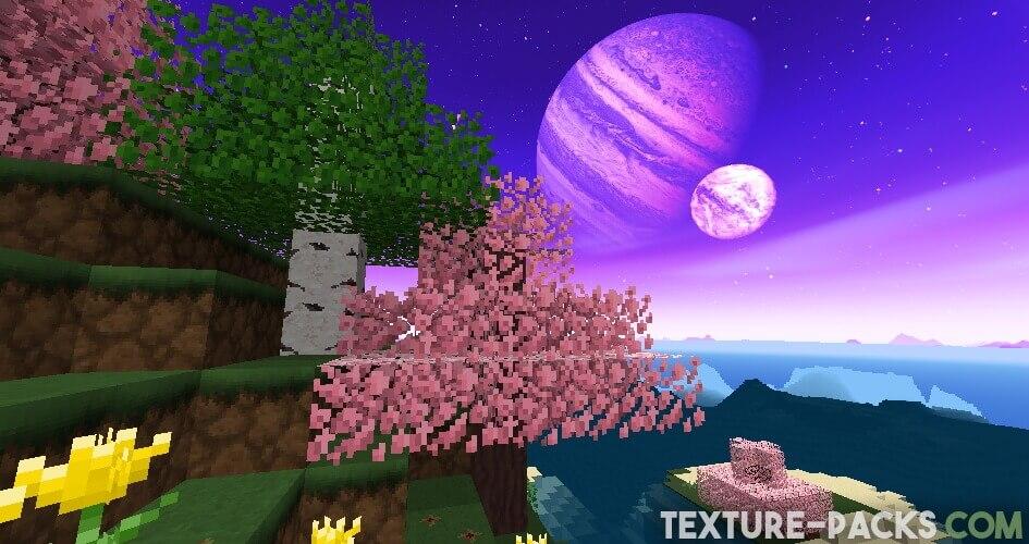 Bedless Noob 350k Texture Pack Screenshot