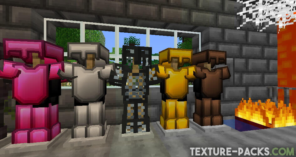 Bedwars Texture Pack